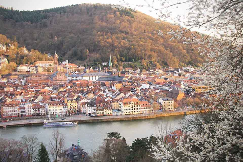 Heidelberg, Alemania. Primavera 2016.