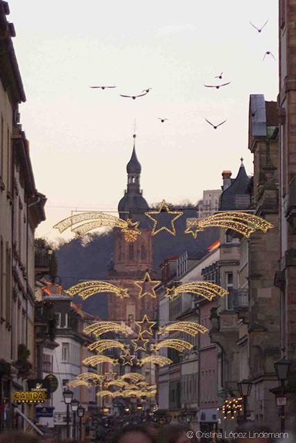 Heidelberg, Alemania. Invierno 2016.