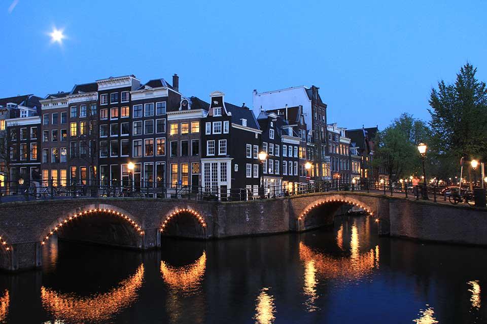 Amsterdam, Holanda. Primavera 2017.