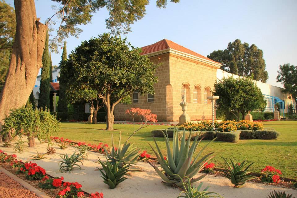 Santuario de Bahá'u'lláh en Bahjí