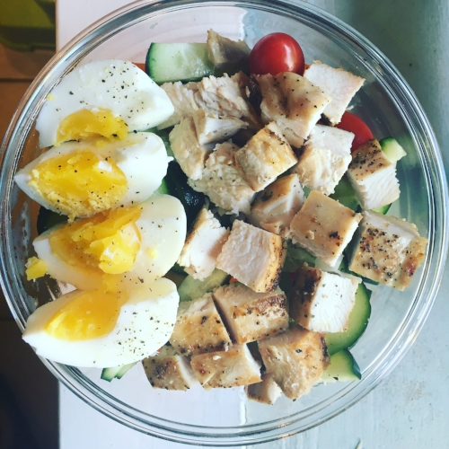 Day 3 Cobb Salad -