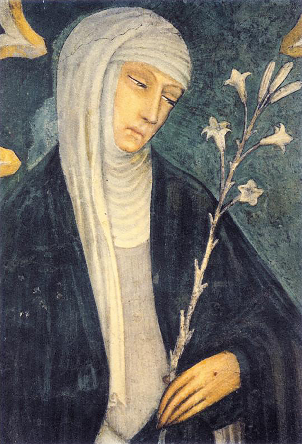 St. Catherine of Siena, pray for us.