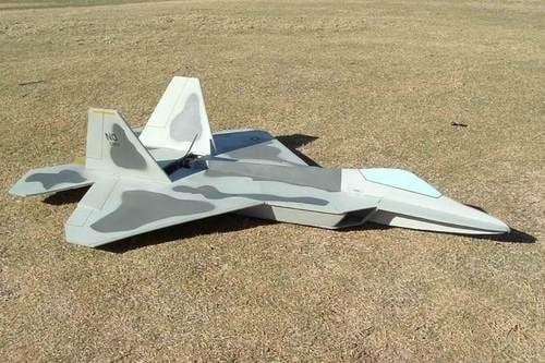 Эта замечательная модель планера подходит для детей от 5 лет