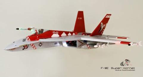 F-18 Parkjet