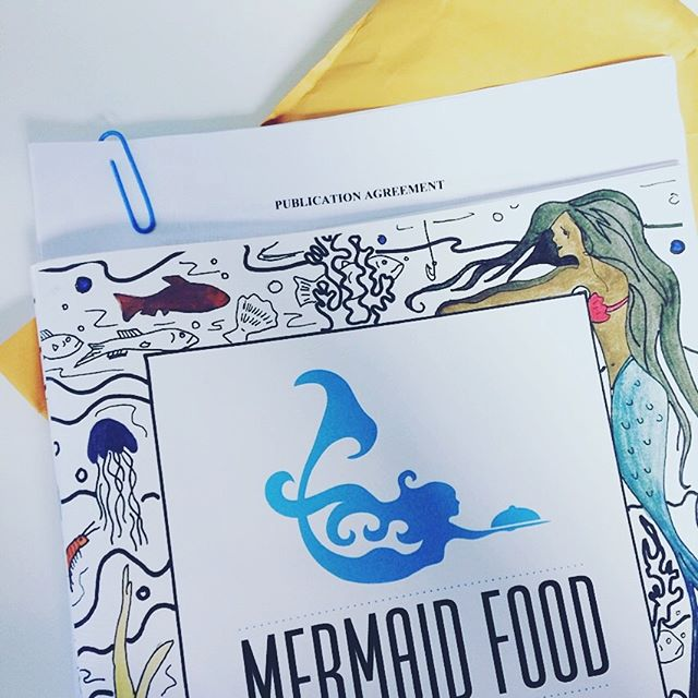 Did you hear? The Mermaid Colouring & Seaweed Recipe book has been picked up by a local publisher and will be enhanced with more seaweed recipes for the whole family, mermaid folklore, ocean conservation, and what it means to be a mermaid 🧜‍♀️ Stay tuned for mer-updates and thank you readers! #mermaid #sustainable #oceanconservation #oceans #recipes #nimbus #youth #diversity #canada #education