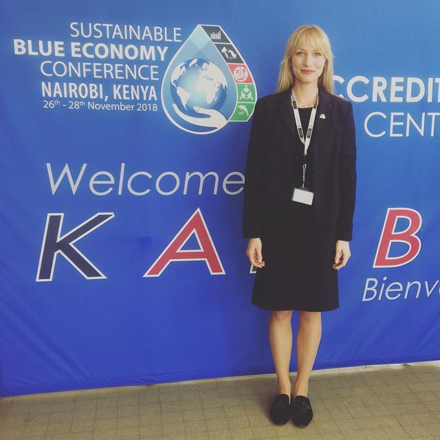 And the #SBEC conference has begun! Over 180 countries, ambassadors, heads of state, academia, industry, and change makers have come together to discuss our sustainable blue economy and future. Every human deserves equal opportunities regardless of their appearance, gender, financial circumstances, or their last name. May we all prosper and leave no one behind ❤️🌍 #sbec #nairobi #kenya #blueeconomy #africa #global #seaweed #humans #equality #equalopportunity