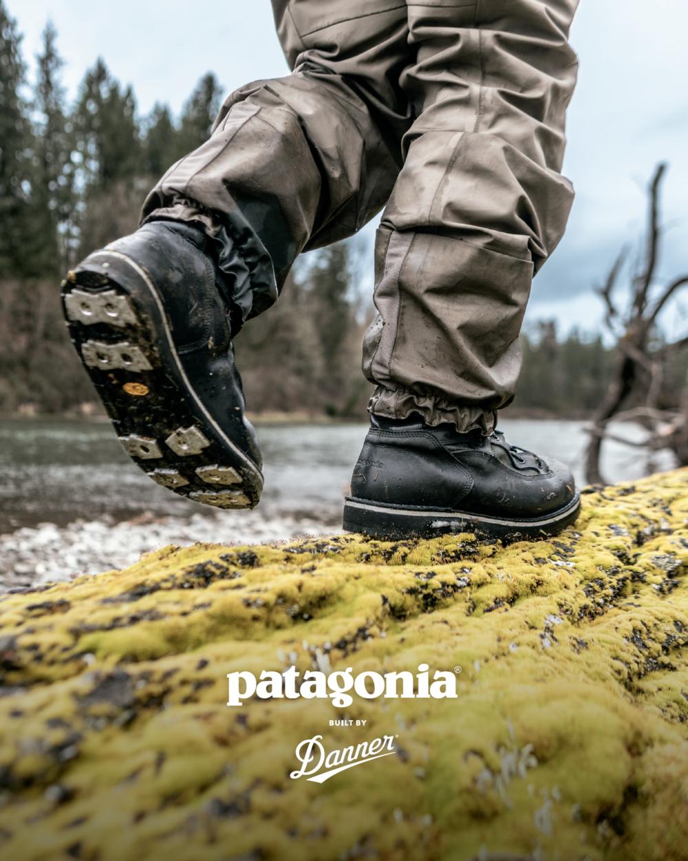 Patagonia + Danner
