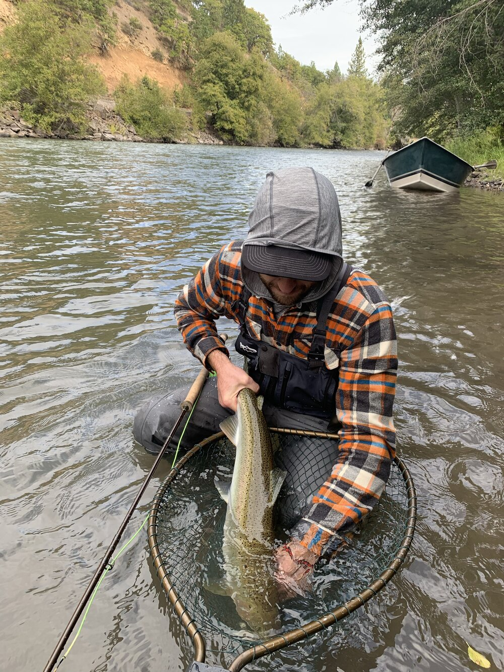 Questions About Streamer Fishing?