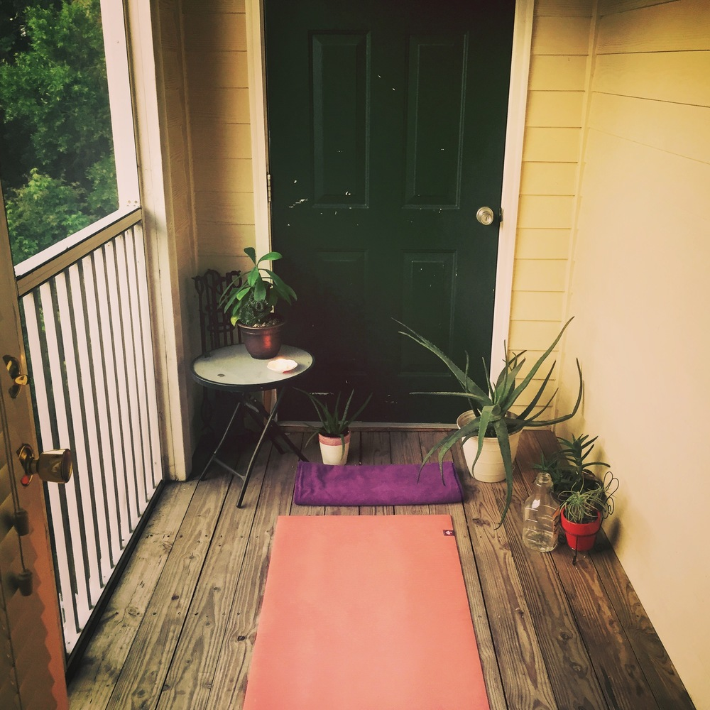 Previous Outdoor Yoga Space