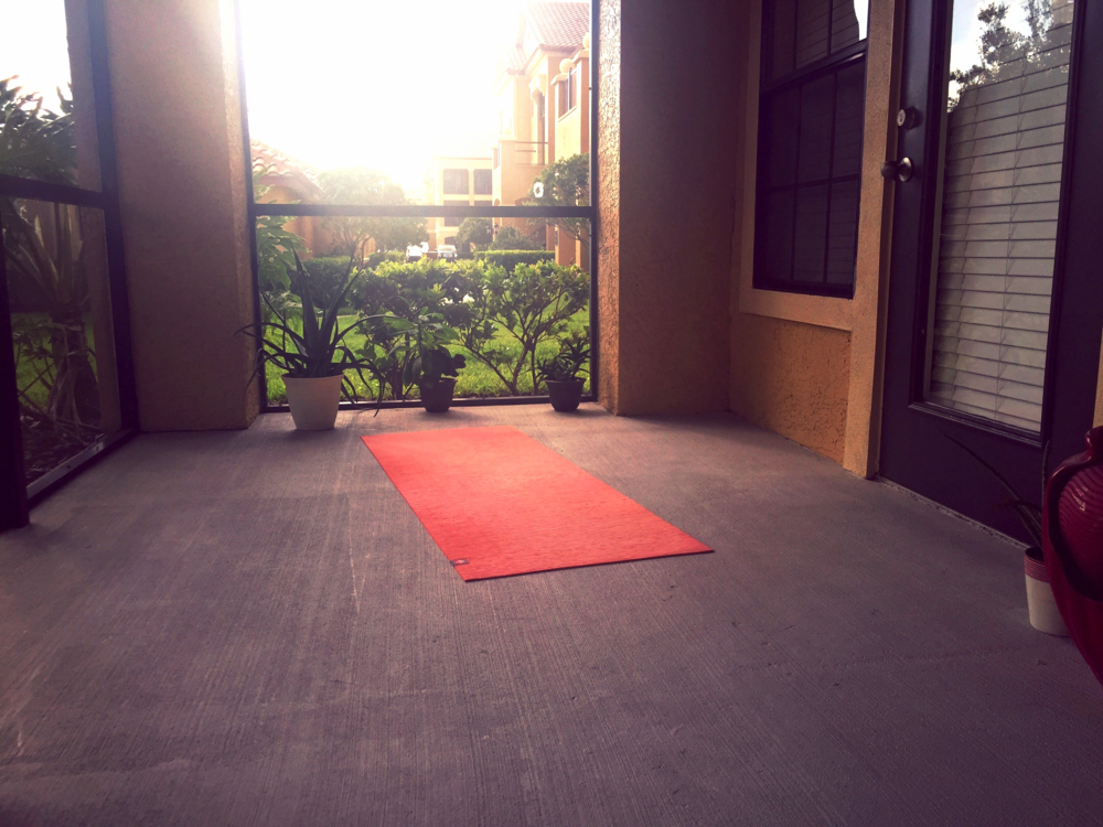New Yoga Space