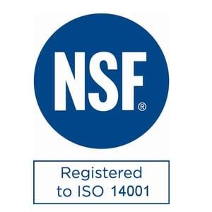 ISO 14001 Registered Company