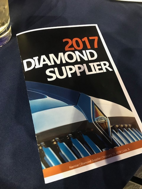 diamond supplier 2017