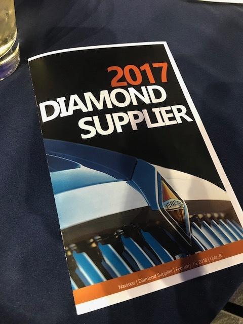 diamond supplier 2017