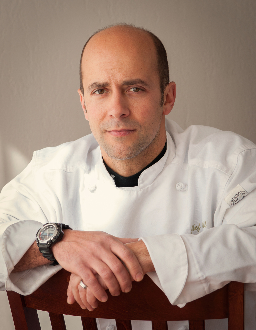 "James on Main's Owner & Executive Chef William ""Bill"" Van Pelt"