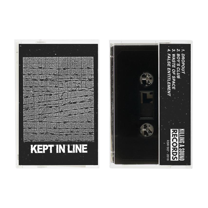 KSR007   KEPT IN LINE / DEMO (REPRESS)