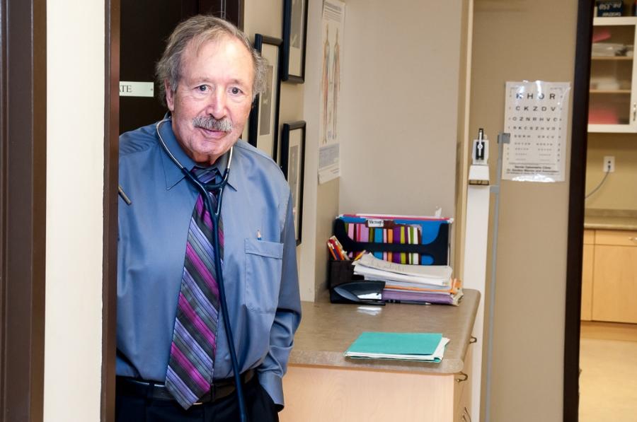 Dr. Michael O'Mahony