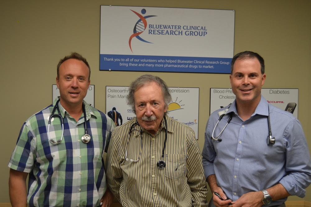 Dr. John O'Mahony, Dr. Michael O'Mahony, Dr. Sean Peterson