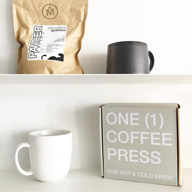 First look at the packaging box for Palmpress! What do you think? Link in bio to reserve yours ☕️