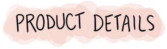 Palmpress product details