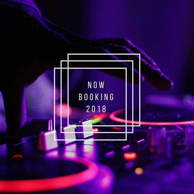 2018 is filling up with lots of weddings! Book early to secure your date before someone else does 🎶 . . . #yycdj #yycweddingdj #yycwedding #weddingdj #weddingdjlife #getthispartystarted #letthebeatdrop #nexusentertainment