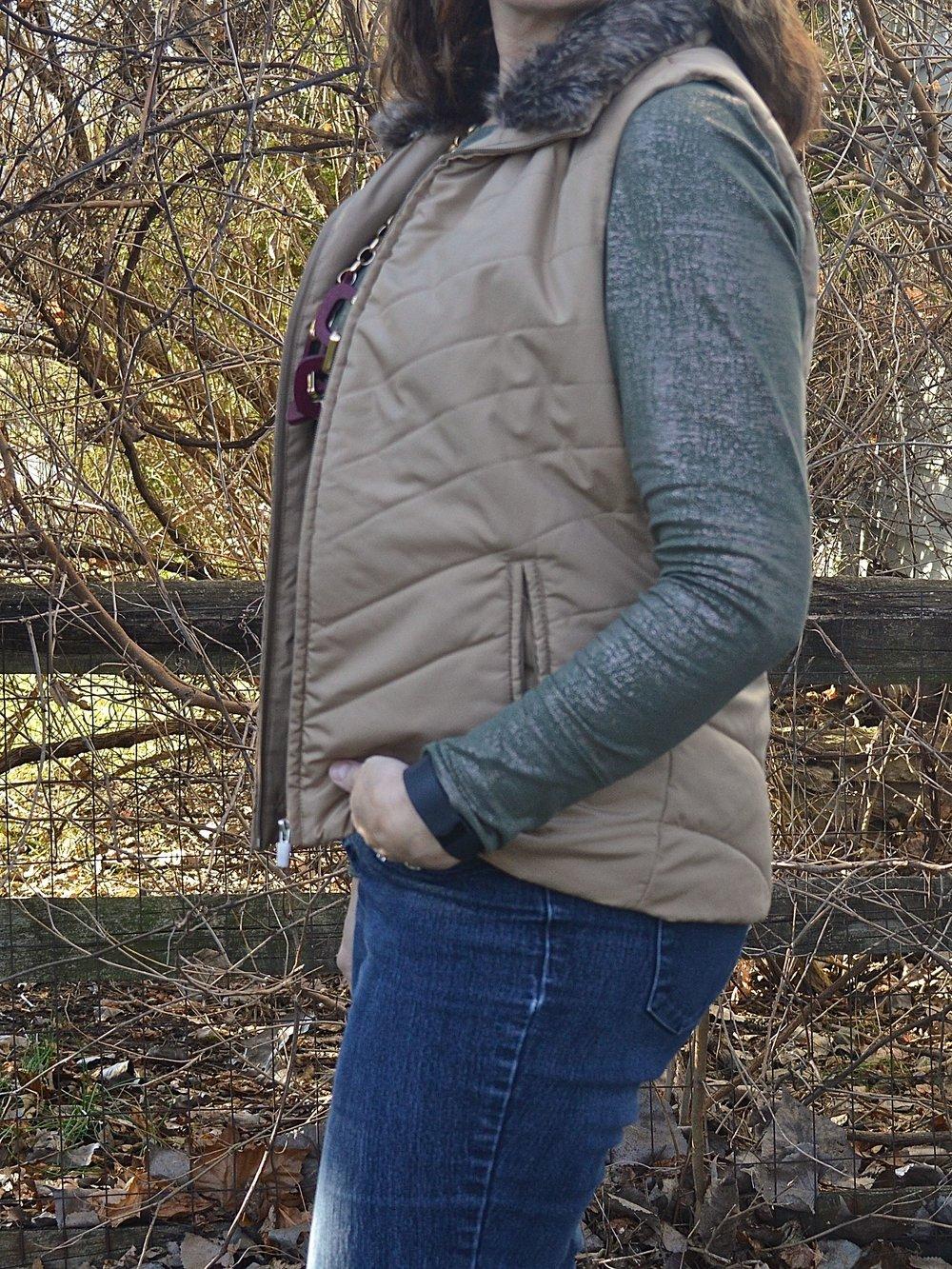 Piece perfect - outerwear vest