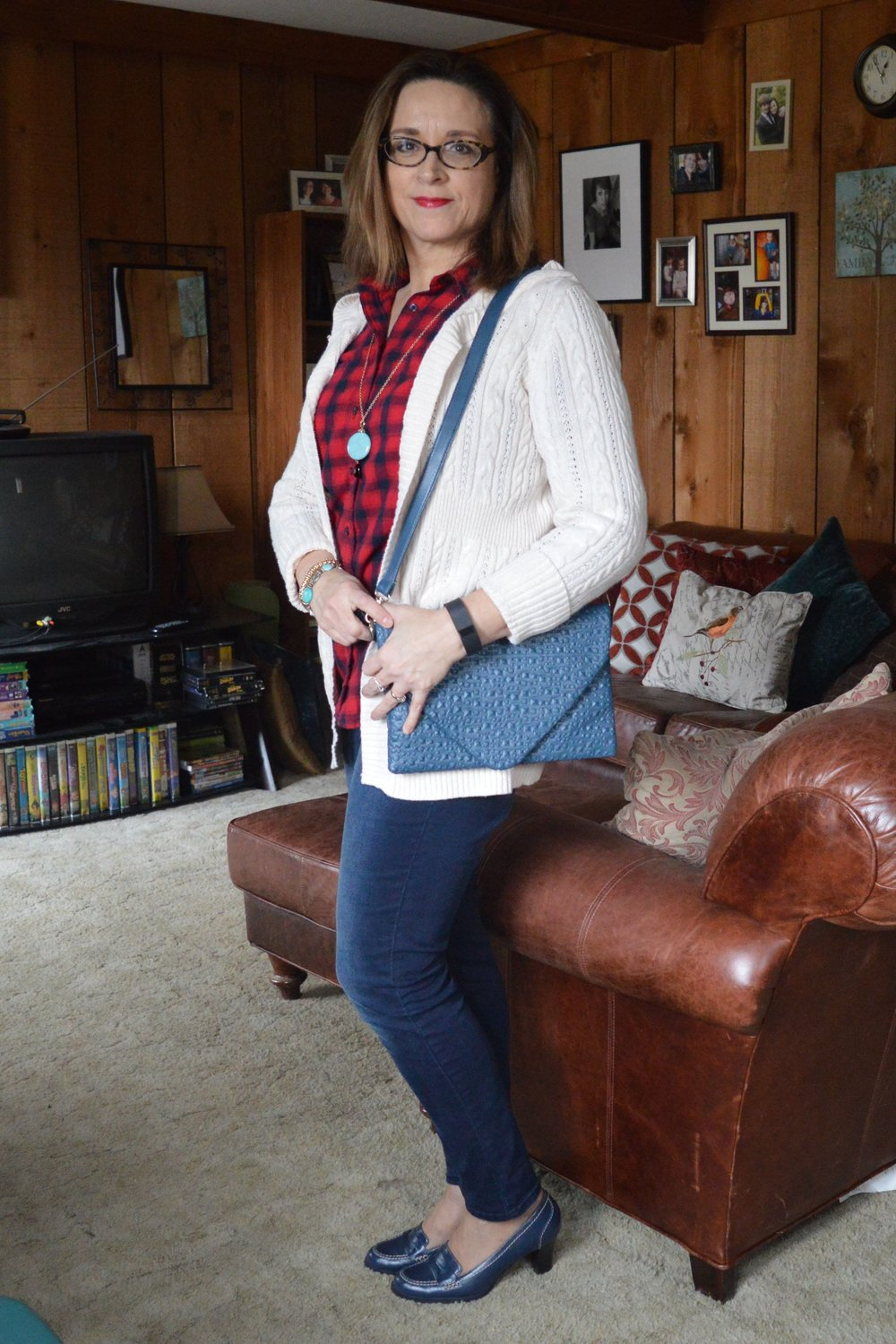 beautiful blogger bests - a casual valentine's outfit