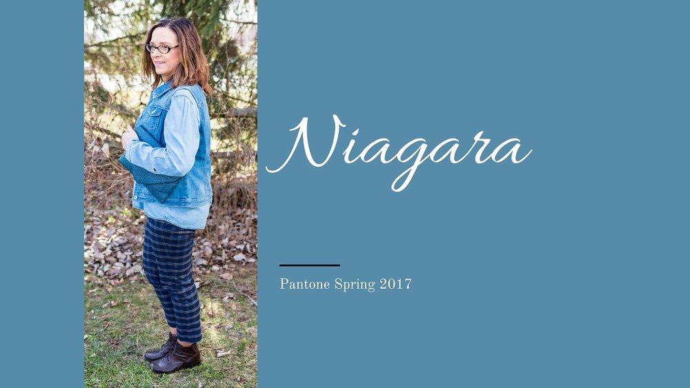 Pantone Spring 2017 - Niagara