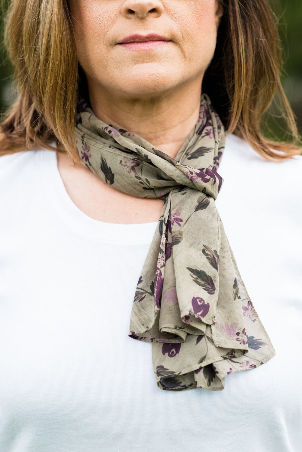 Awesome Accessories - Summer scarves