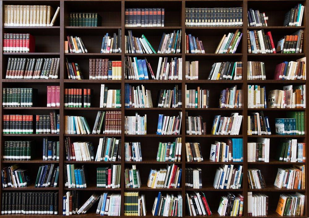 Pixabay - books