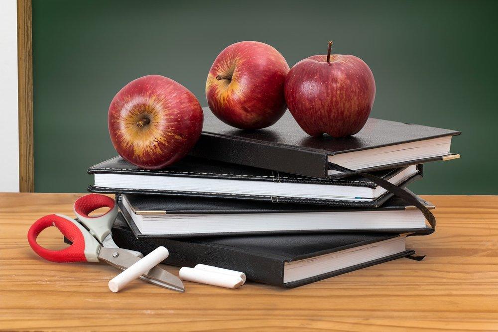 Pixabay - school