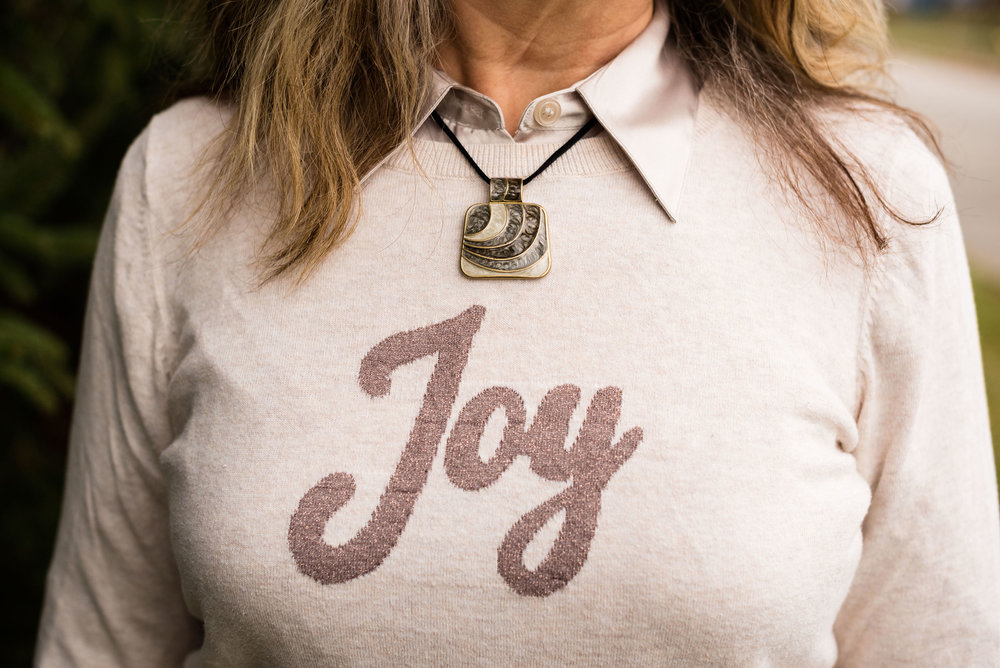 20 Days of Christmas - Joy sweater