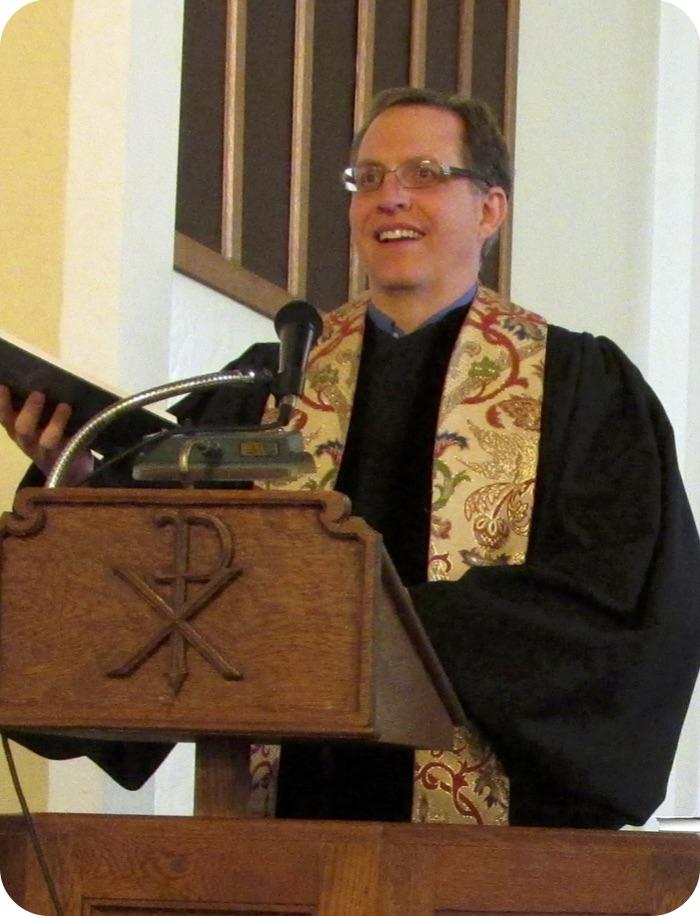 Pastor Doug Gray