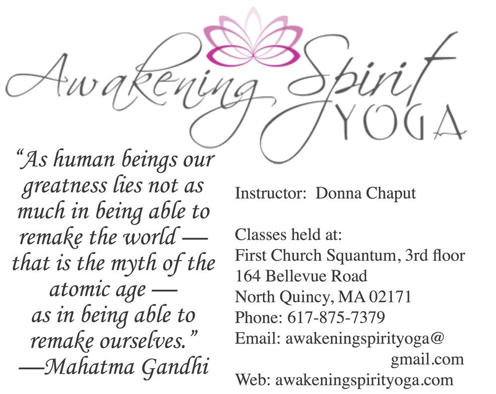Awakening Spirit Yoga