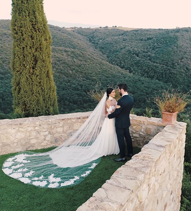 thank you @brides for letting us relive the most magical weekend of all time - #❤️blt #brides / @alessandro_bordoni_films + @lisapoggi / @annapriceolson