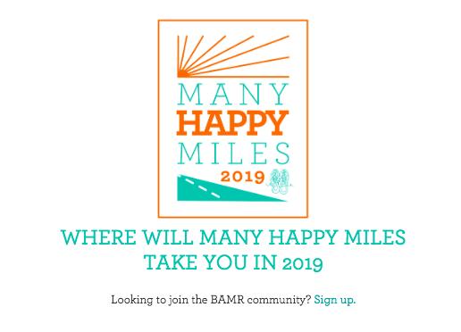 Many Happy Miles