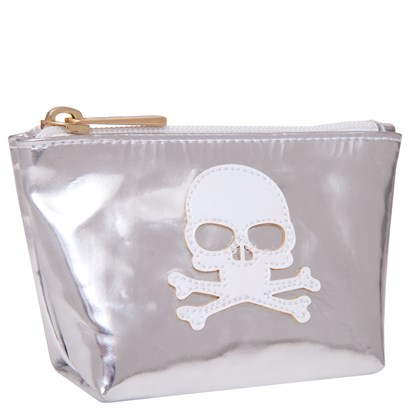 mini avery - shiny silver with white skull.jpg