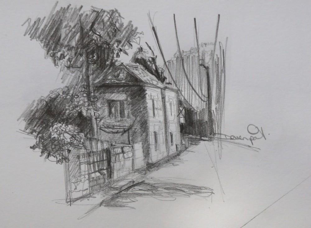 Balmain streetscene