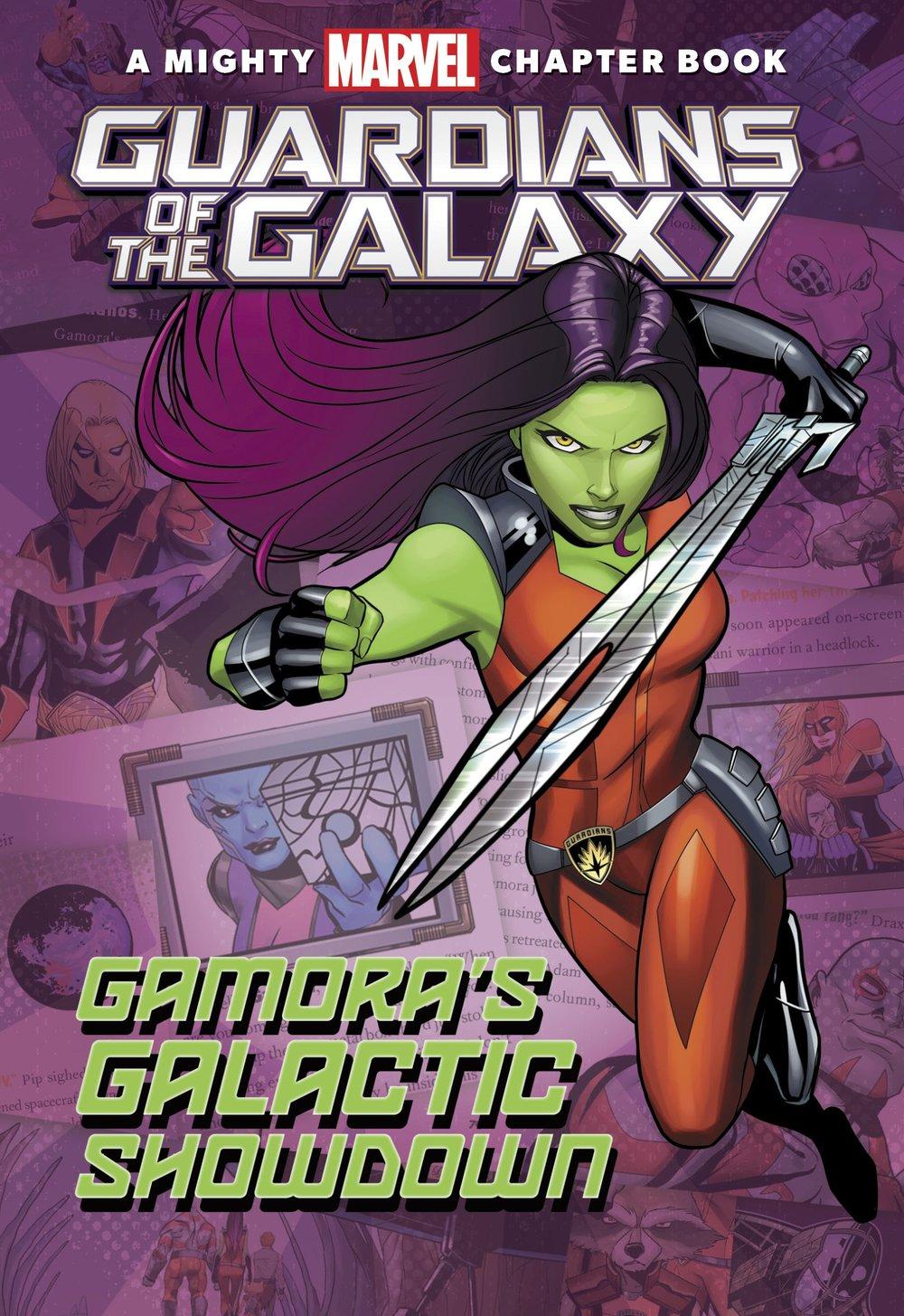 Gamora: Galactic Showdown
