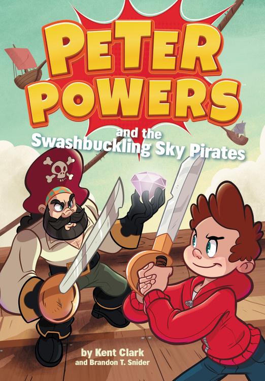 Peter Powers and the Swashbuckling Sky Pirates