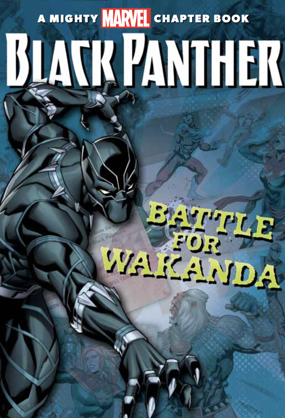 Black Panther: Battle for Wakanda