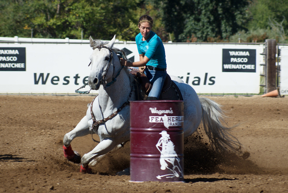 Jetting To Success at Featherland Ranch