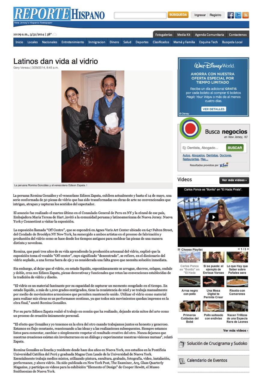 Reporte Hispano - Latinos dan vida al vidrio.jpg