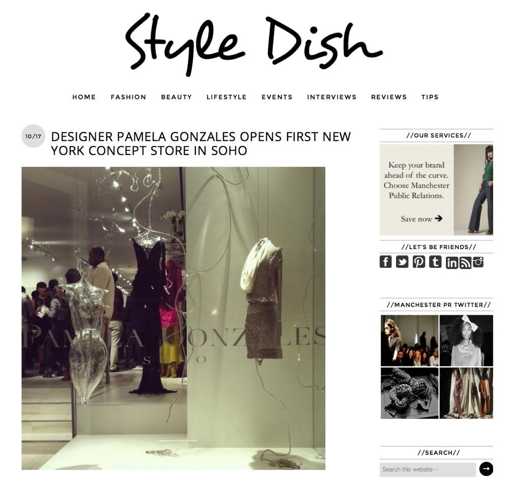 ManchesterPR - Designer Pamela Gonzales Opens First New York Concept Store in SoHo 1.jpg