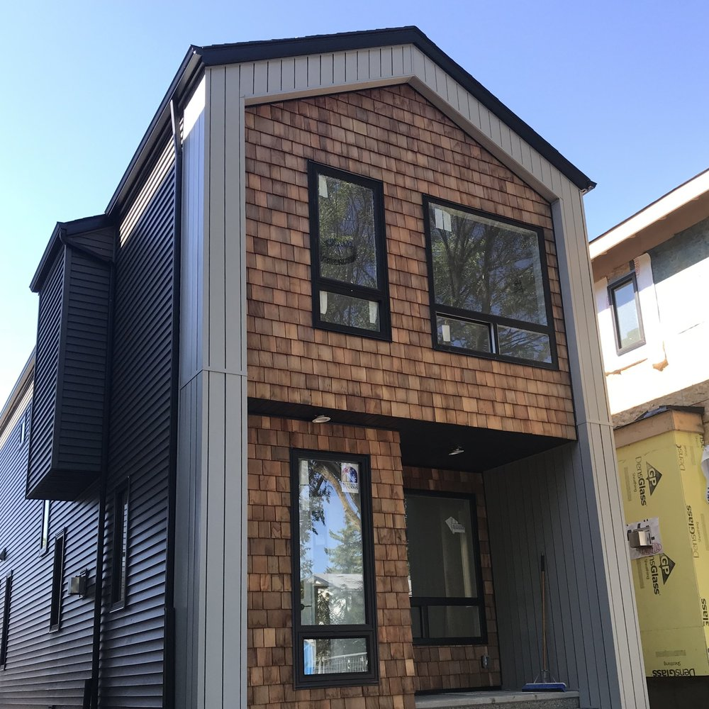 Ritchie Infill Homes in Edmonton Accent Infills
