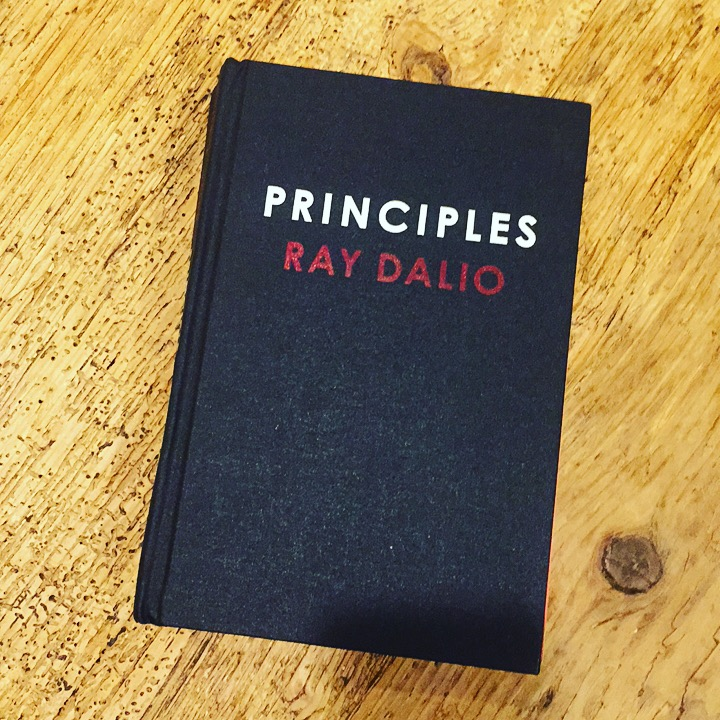 Ray Dalio's bestselling new book, Principles