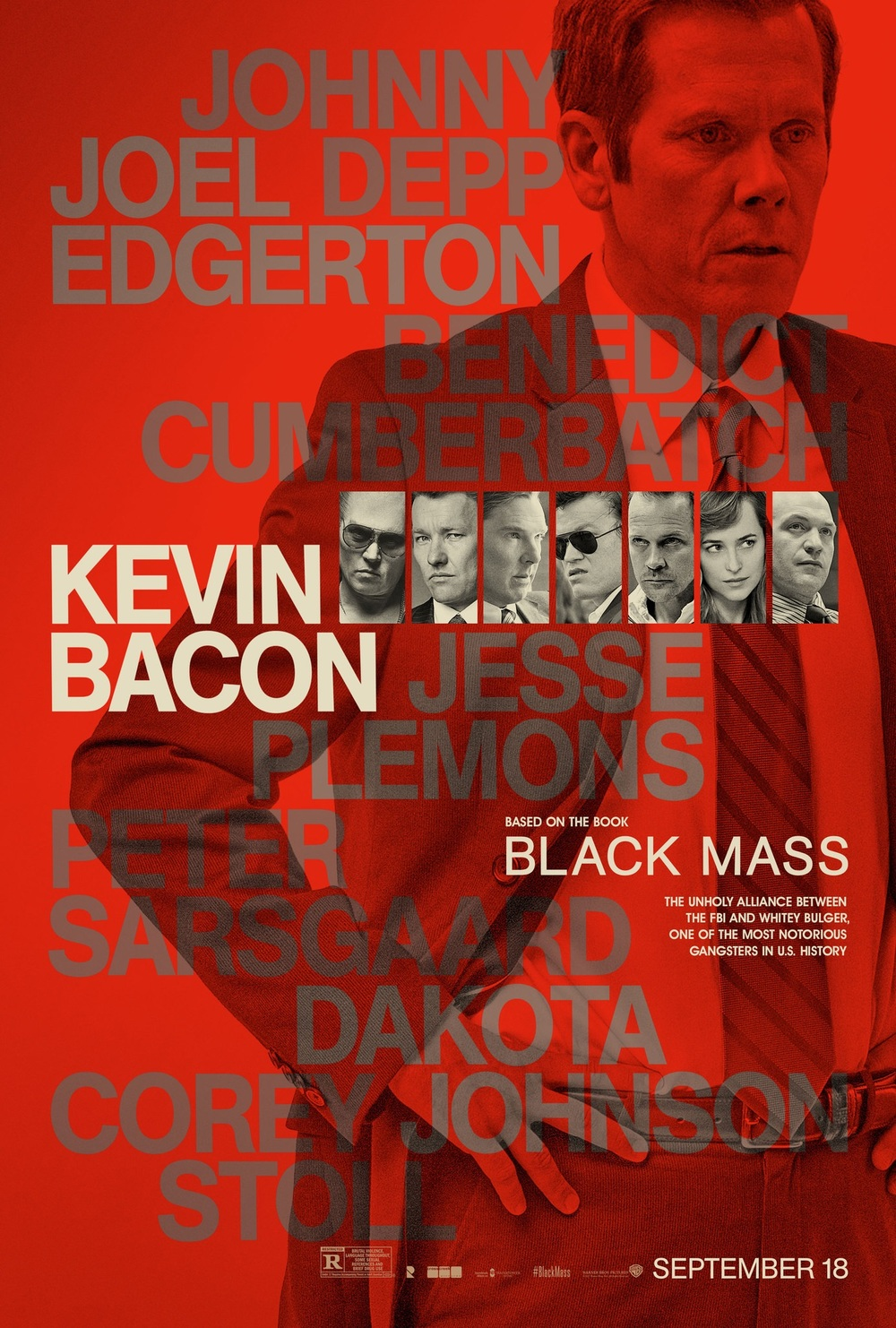 Black mass poster 6 Kevin Bacon