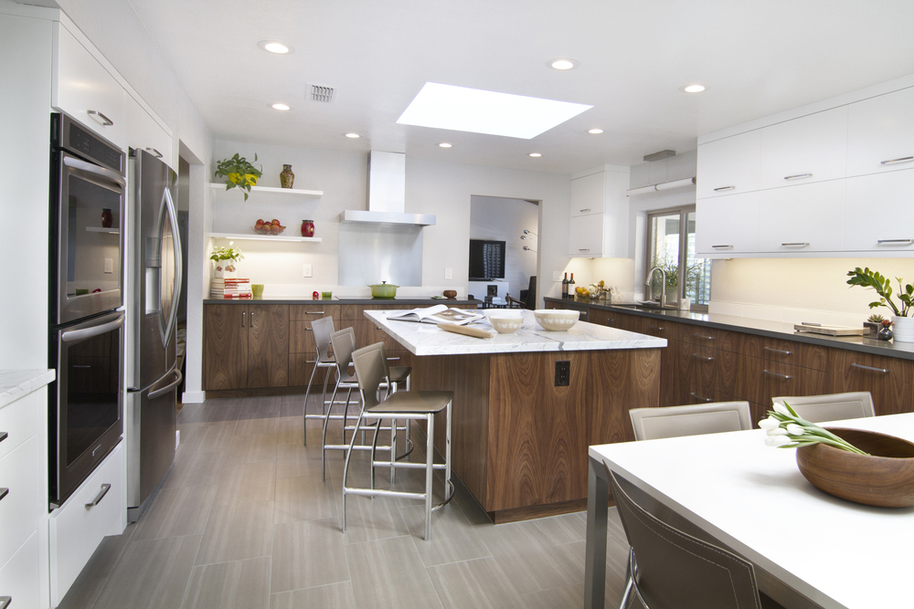 kitchen remodel for StudioKZ