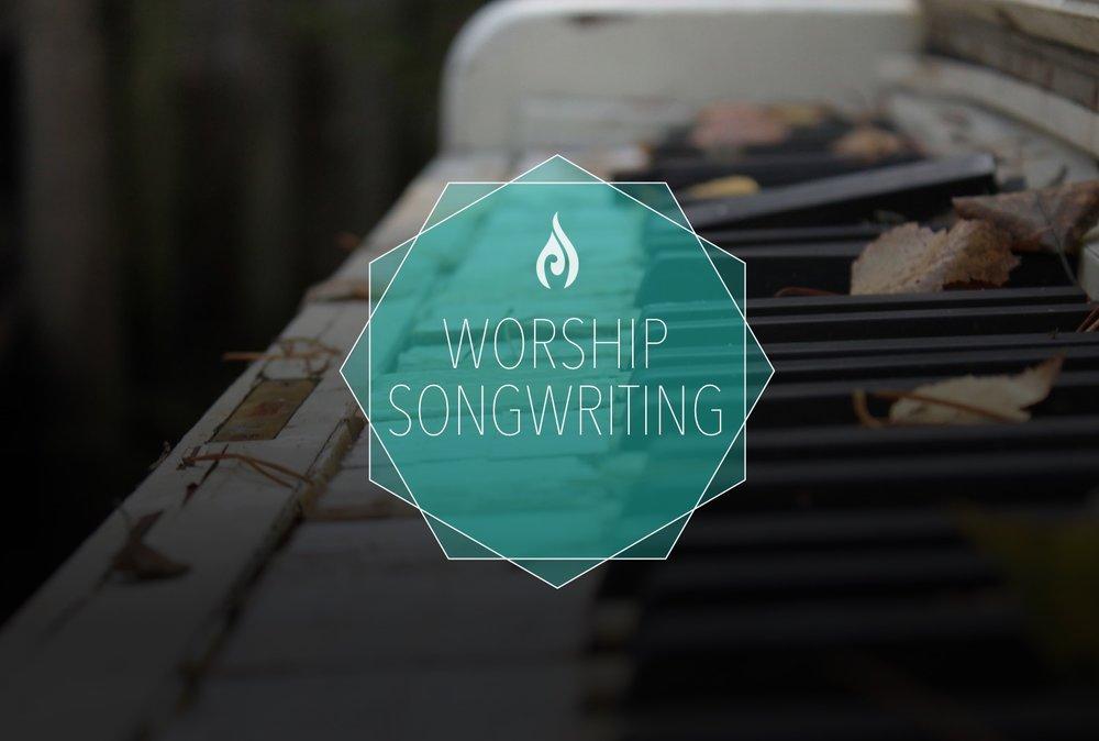 Worship Song Writing