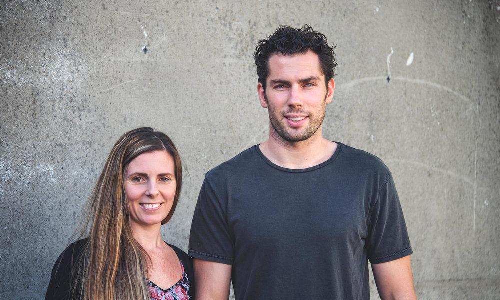 Josh & Amberley Klinkenberg – InFlame Worship Leading Mentors
