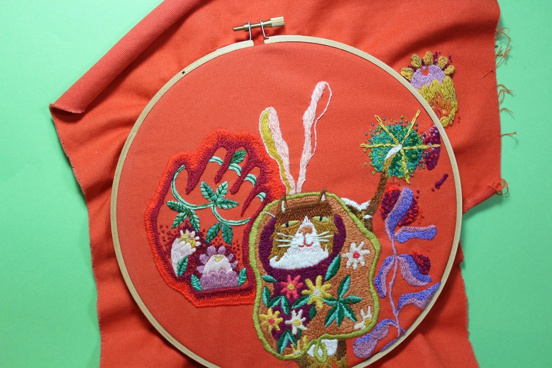Craft With Conscience Sara Barnes Of Brown Paper Bag Sarah K